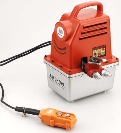 超高压电动液压泵CTE-25AD