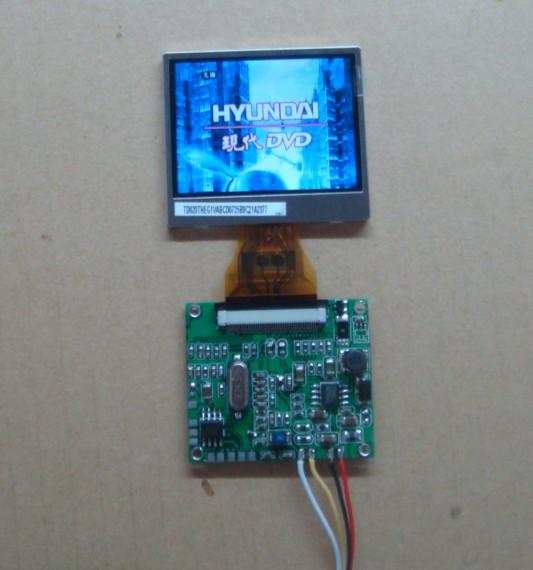 厂家低价直销2寸数字屏及AV驱动板