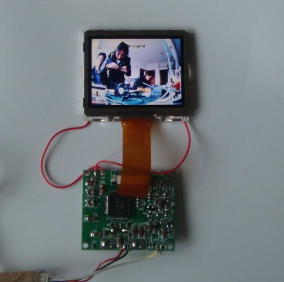 厂家低价直销2寸TFT-LCD屏及AV驱动板