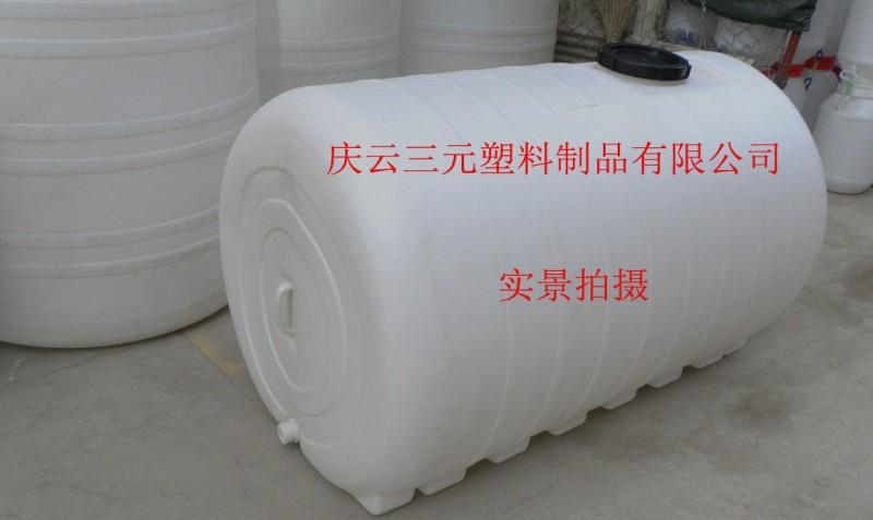 300l水塔塑料桶300l卧式塑料桶