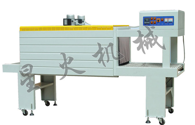 BS-5540PE膜收缩包装机