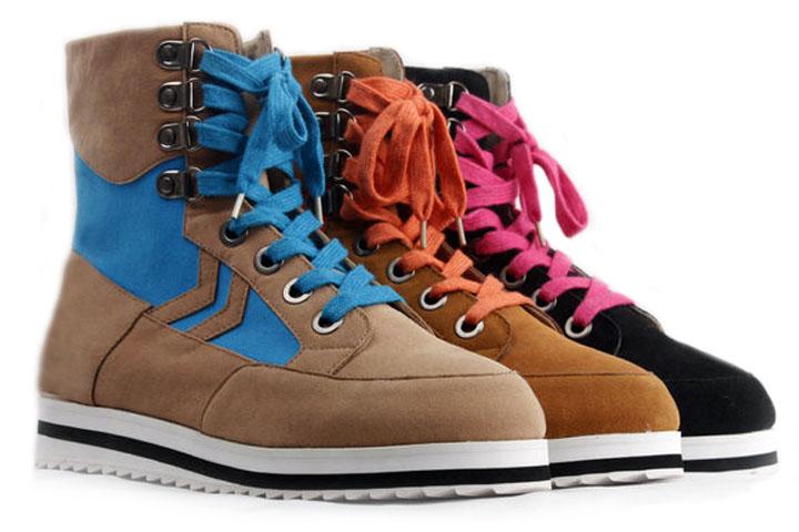 2012新款女式户外鞋 韩版风格 优质帆布 柔软舒适透气