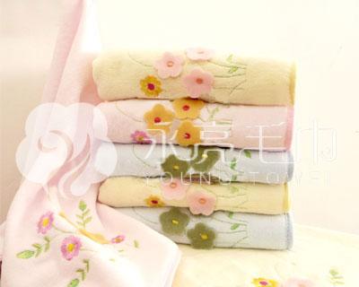 永亮热销时尚系列---时尚型毛巾
