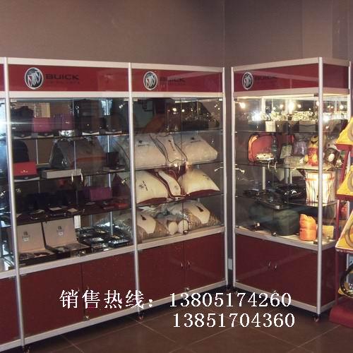 南京精品玻璃展柜