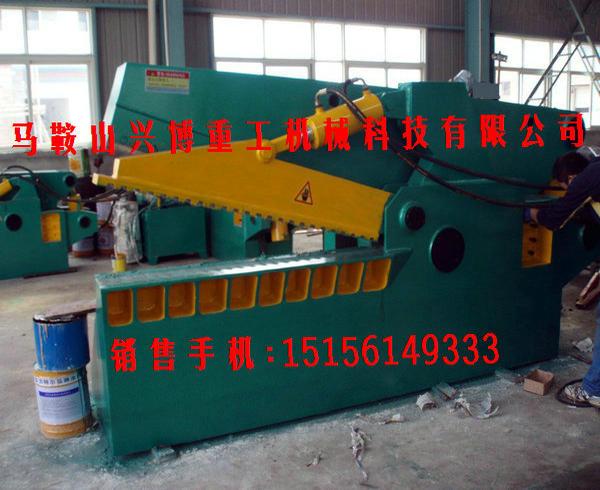 Q43-160T鳄鱼剪切机