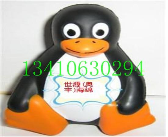 世源儿童pu玩具制品 pu企鹅玩具 pu仿真玩具