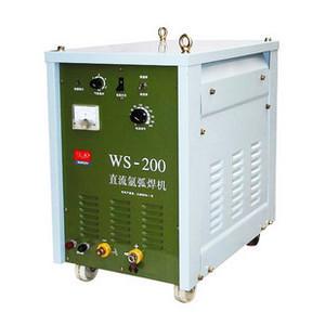 长胜ws-200 可控硅直流氩弧焊机