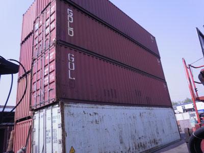 供应20英尺集装箱出售/旧集装箱买卖/二手集装箱价格