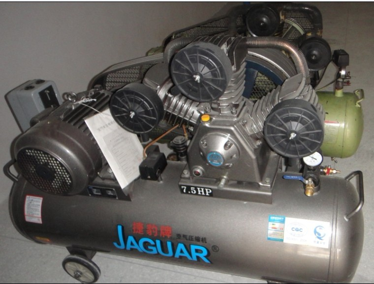 捷豹活塞式空压机