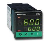 GEFRAN杰佛伦600控制器