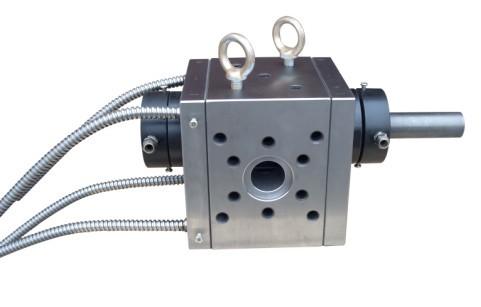 高温双向拉伸膜熔体泵 熔体泵 高温熔体泵