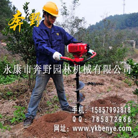 供应小型植树挖坑机、小型地钻
