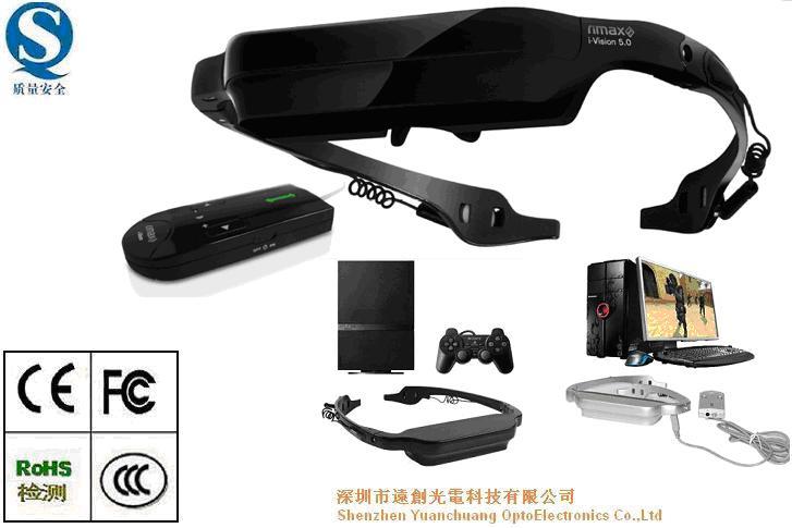 供应视像眼镜显示器/视频眼镜影院-YCTVD360