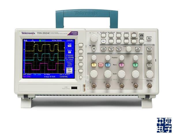 泰克TDS2004C示波器价格TDS2000C数字示波器