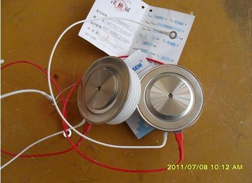 中频炉晶闸管
