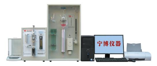 NQR-5型全自动电脑碳硫联测分析仪