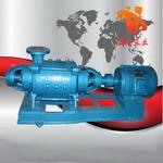 永嘉县海坦泵业有限公司制造D型卧式多级离心泵