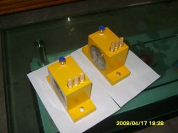 涡轮振动器