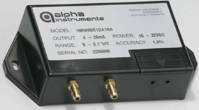 alpha微差压传感器/变送器Model 166