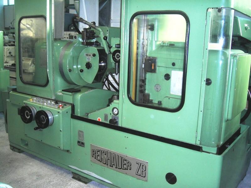 二手RISHAUERZB700蜗杆磨齿机包安装调试