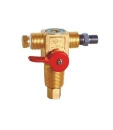 QF-T1Z天然气瓶阀(限流装置),通用阀门,气体阀门