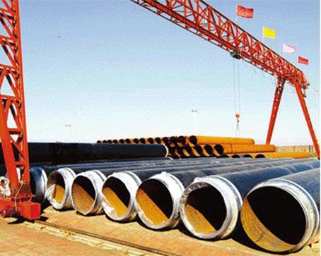 出口韩国螺旋缝焊接管厂家直销价格实惠