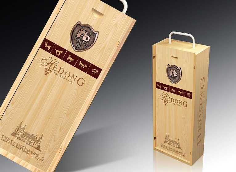 广东葡萄酒包装木器厂*深圳葡萄酒木盒用品(省时省钱省力)