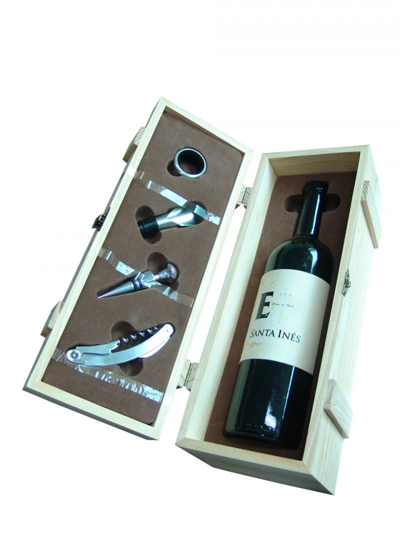 广东葡萄酒包装木器厂*深圳红酒木盒用品(高档系列)