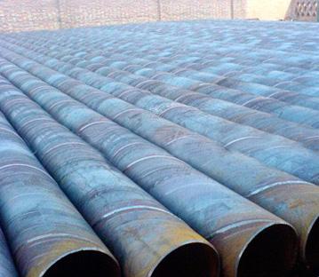 出口菲律宾螺旋缝焊接管型号齐全厂家直销