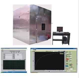 电线电缆烟密度试验机_高精度烟密度试验仪