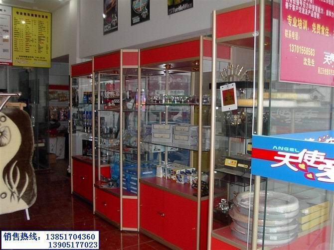 芜湖汽车用品展示柜