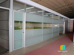 广州玻璃隔墙报价