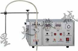 西安半自动液体灌装机