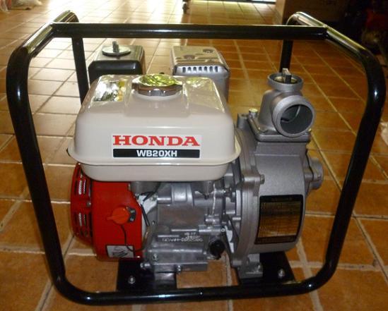 本田WB20XH汽油2寸水泵