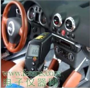 德图 testo 830-T2 红外测温仪