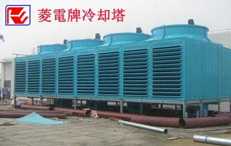 衡阳菱电牌冷却塔 耒阳横流式方形冷却塔rt-700l/mb