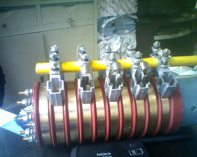 风扇叶配件恒压簧;电机风罩;电机端盖;电机接线板;电机接线盒;电机