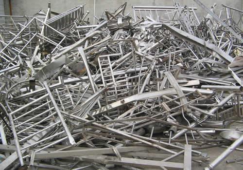 深圳废不锈钢回收、废不锈钢回收什么价格、废不锈钢管回收
