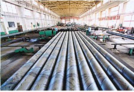 出口几内亚比绍大口径螺旋钢管型号齐全质量上乘