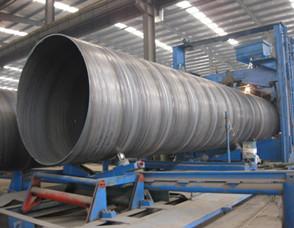 出口几内亚大口径螺旋钢管厂家直销价格实惠