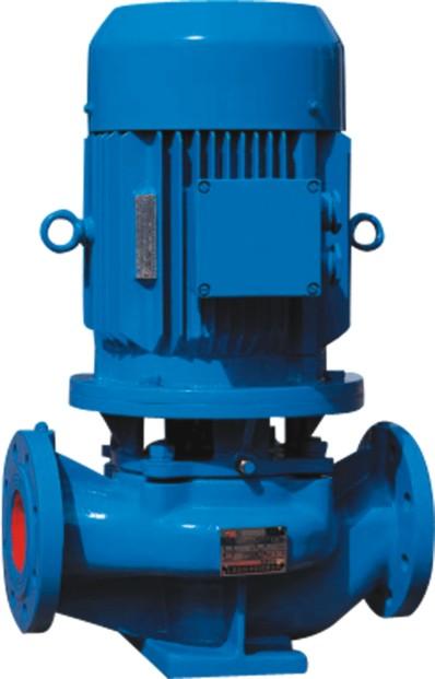 ISG(IRG)管道离心泵
