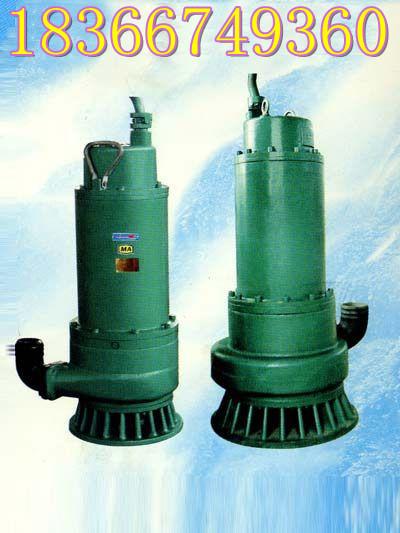 耐用BQS50-150/2-45/N矿用防爆排污泵