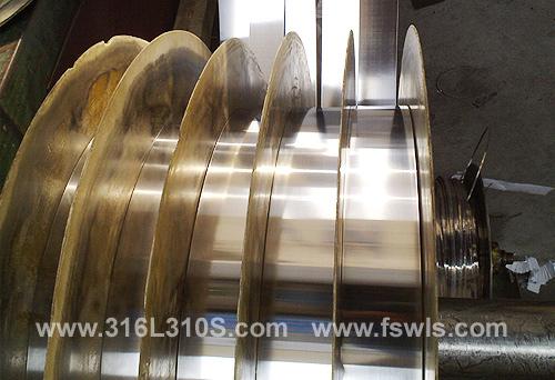 生产衣架材料410.430.409L不锈铁卷带