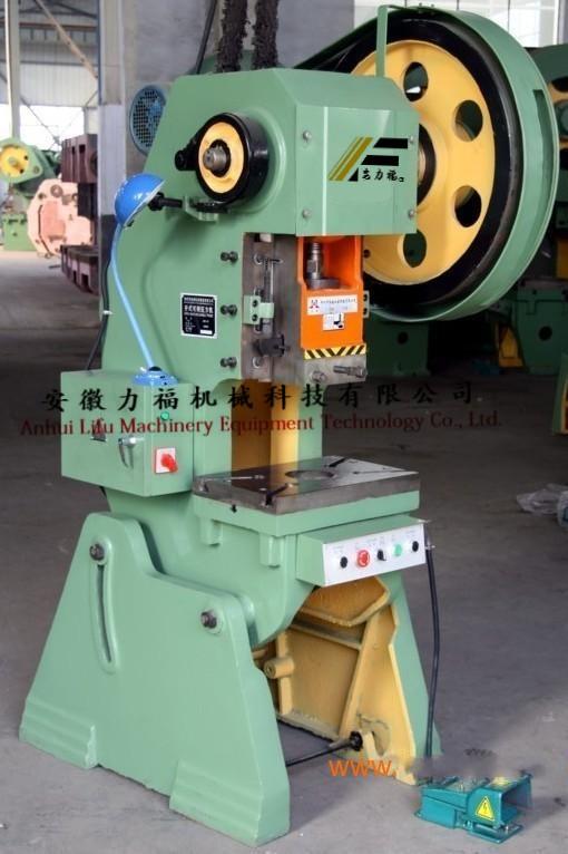 供应J23-10T开式冲床,团购10吨冲床价格,安徽冲床