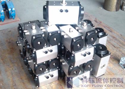 GTD/E精小型阀门气动执行器