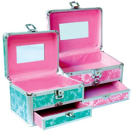 铝合金箱,化妆箱,化妆箱批发 订做化妆箱
