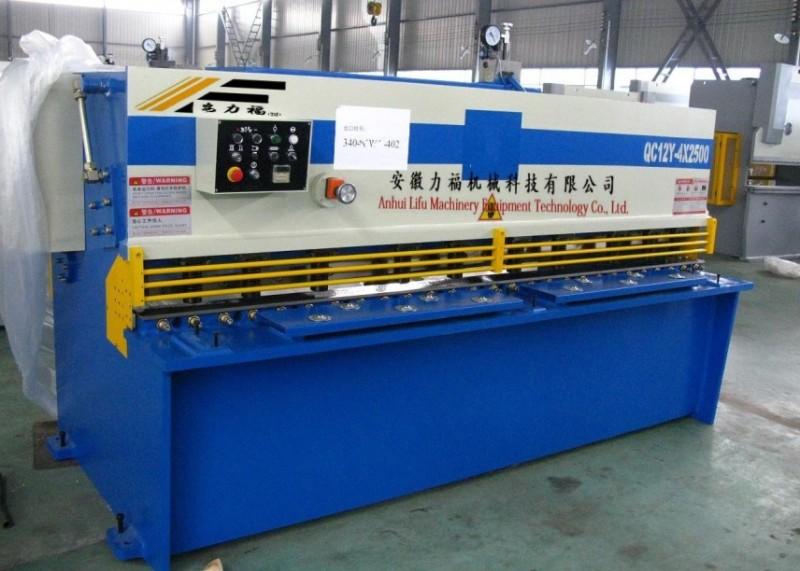 供应4米剪板机,6米液压剪板机,液压剪板机刀片材质