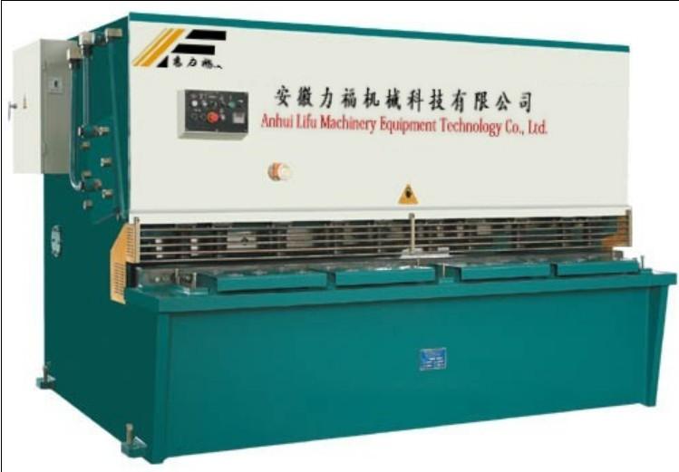 供应QC12Y摆式剪板机,8/4000液压剪板机价格