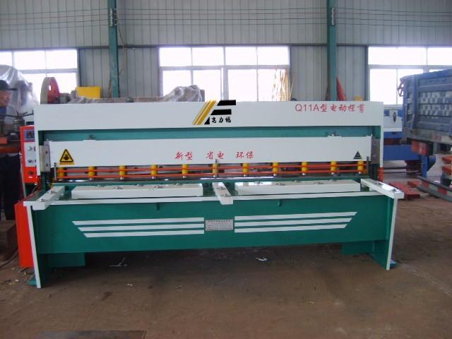 供应安徽电动剪板机,新型电动剪板机价格,Q11A剪板机价格