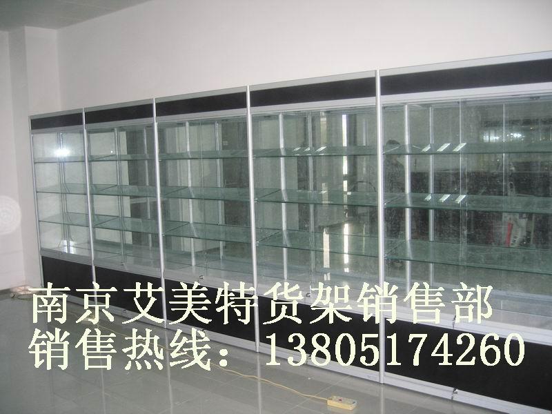 南京玻璃展柜
